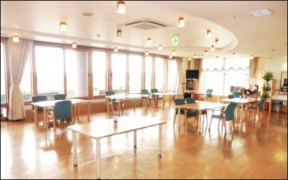 食堂・レクリエーション室